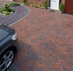 Complete Block Paving to Driveway and Patio
