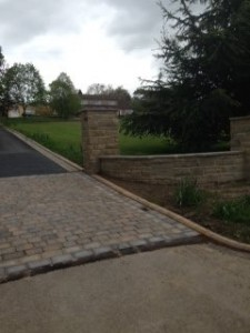 Commercial Leeds Driveway Business
