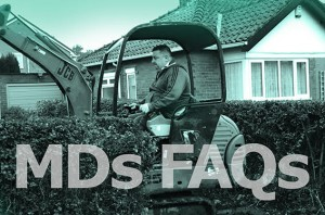 MDs FAQs paving expert