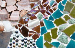 Leeds driveways mosaic