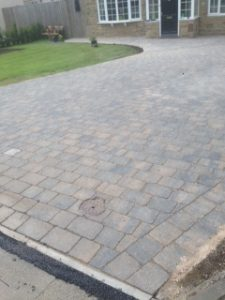 Leeds Paving Contractors beautiful Sorrento stone