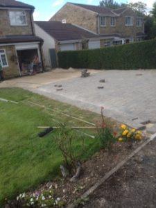 Leeds Paving Contractors Sarsen Stone