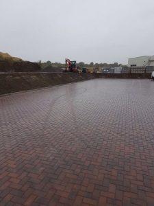 Commercial Leeds Driveways Car Park