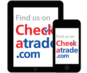 Checkatrade Logo web address