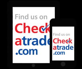 Checkatrade Logo web address