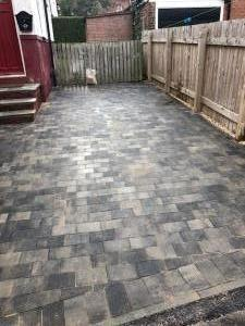 Granite Premia block paving