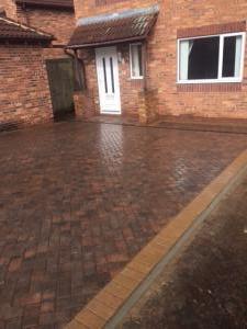 Rustic Plaspave Block paving