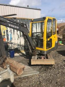 New Digger for the MD Paving fleet of machinery