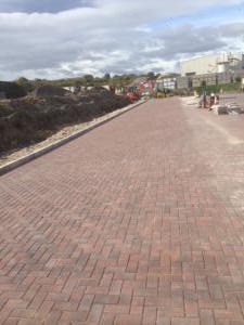 Plaspave driveway
