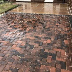 Brindle driveway Tadcaster